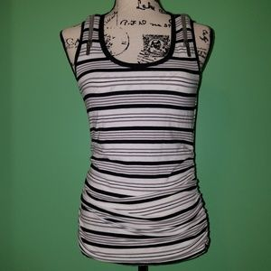 Michael Kors Rouched Tank Top size Small